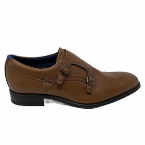 Ted Baker Cathon Double Monk Stap Dress Shoe  8